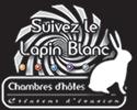 Suivez le Lapin Blanc maison d'hôtes